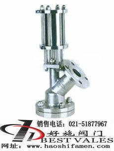HG65-89气动放料阀