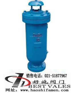 SCAR污水排气阀