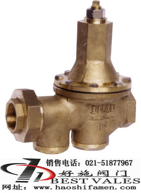 YZ11F水用减压阀